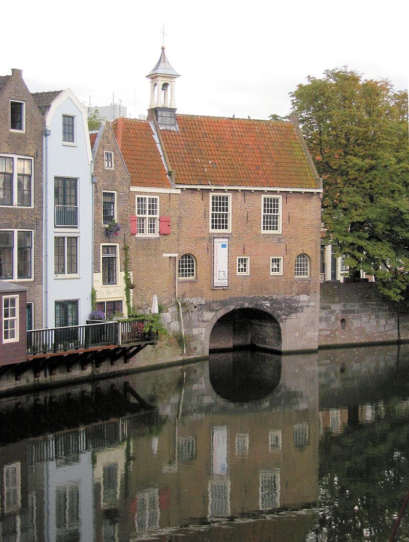 Scripties printen in Rotterdam - Zakkersdragershuisje - Delftshaven | Rotterdam
